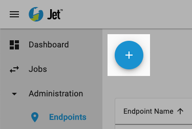 Add Button Highlight on Endpoints Page